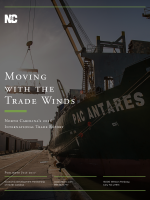 2016 North Carolina International Trade Report