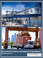 2014 North Carolina International Trade Report