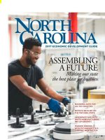 2017 North Carolina Economic Development Guide