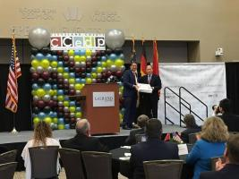 China-based Company to Build Textile Plant in Cleveland County