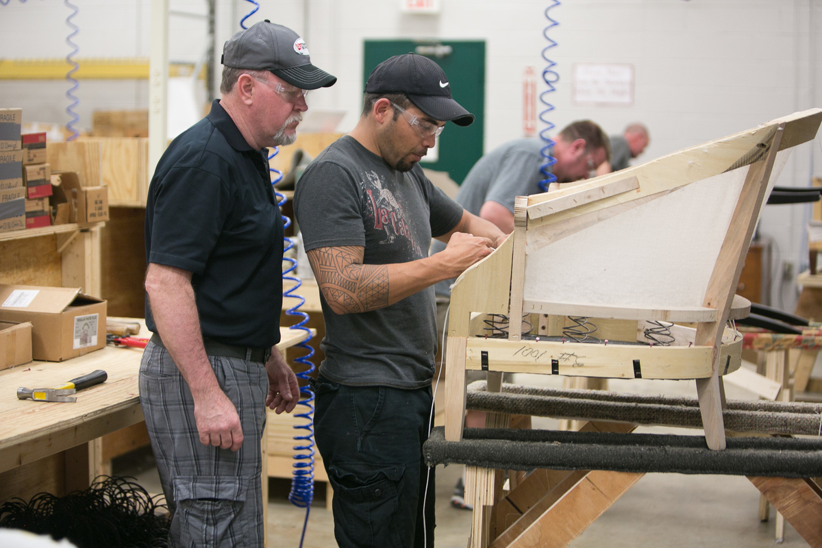 Building on North Carolina's Leading Position in Workforce Development