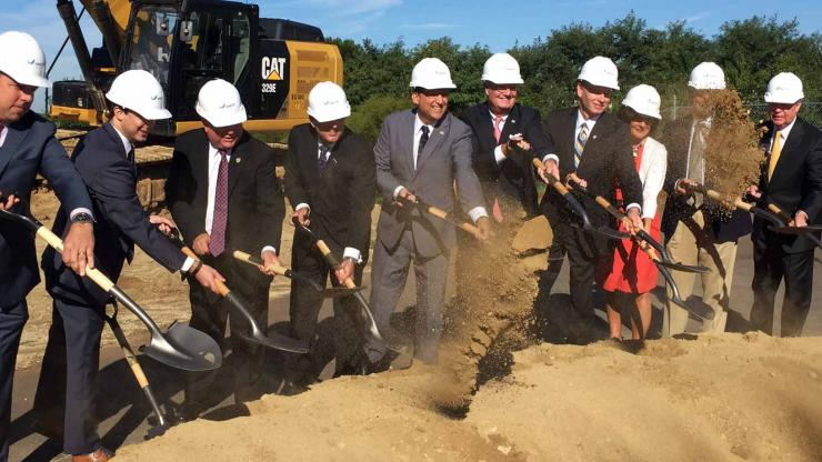 HAECO Americas' Fifth Hangar Expected to Create Up to 500 New Jobs in Greensboro