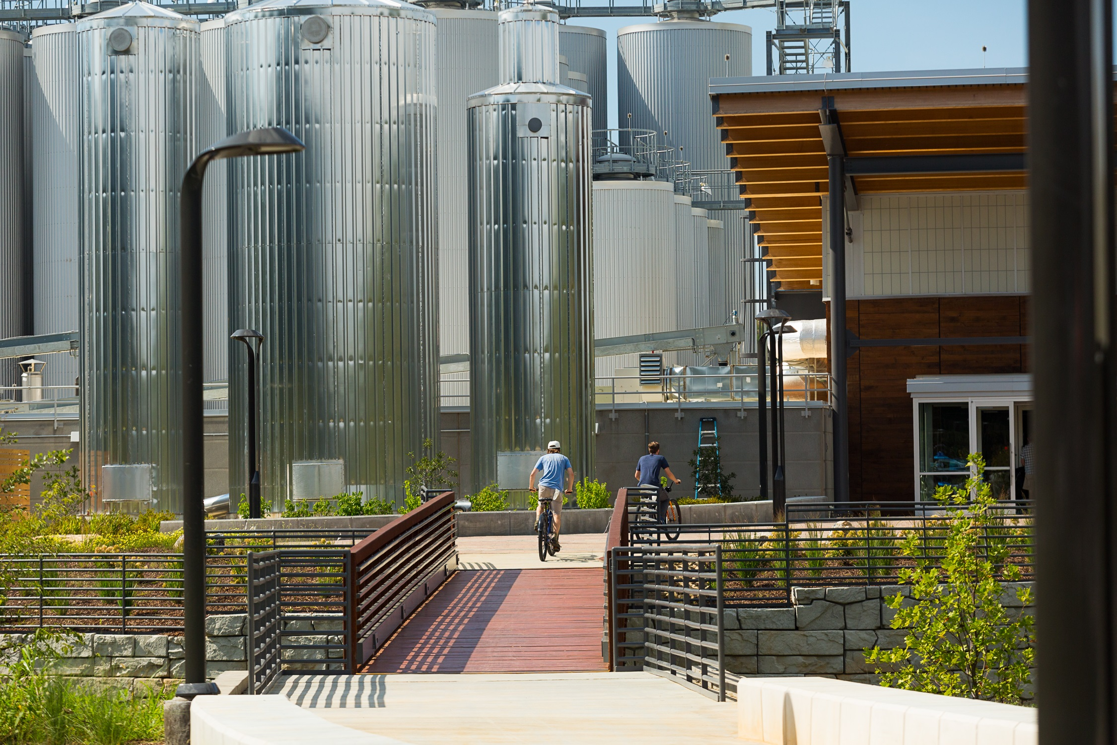 Large Craft Brewers Find North Carolina Delivers Water, Workforce and Strategic Location