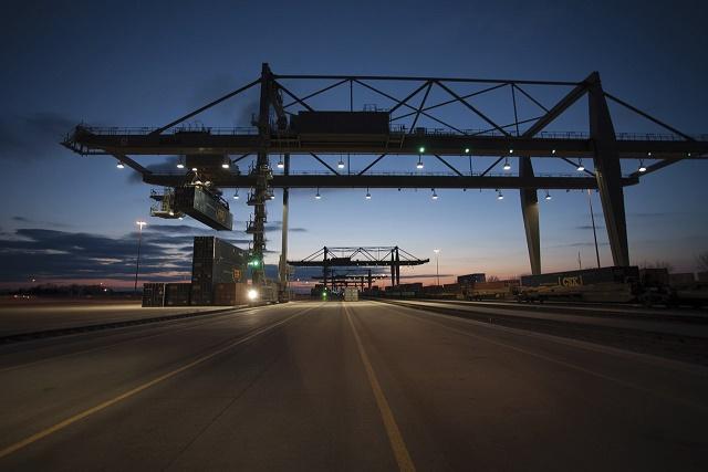 Case Study: What's the Big Deal? CSX Intermodal Rail Terminal