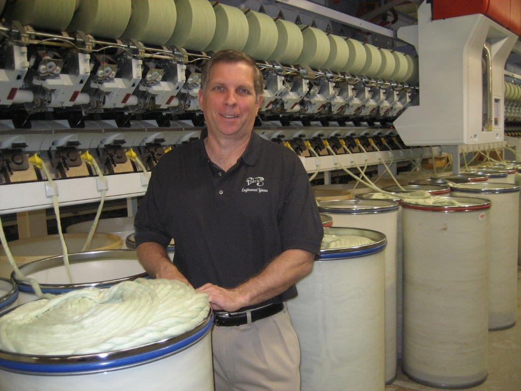 Ties That Bind: Community, History & Industry Drives Patrick Yarns Forward