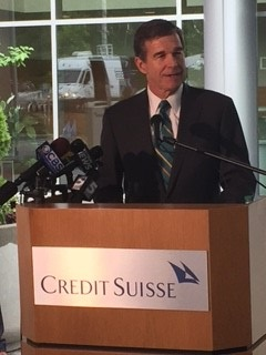 Credit Suisse's $70.5M Expansion Will Create 1,200 New Jobs at Research Triangle Park
