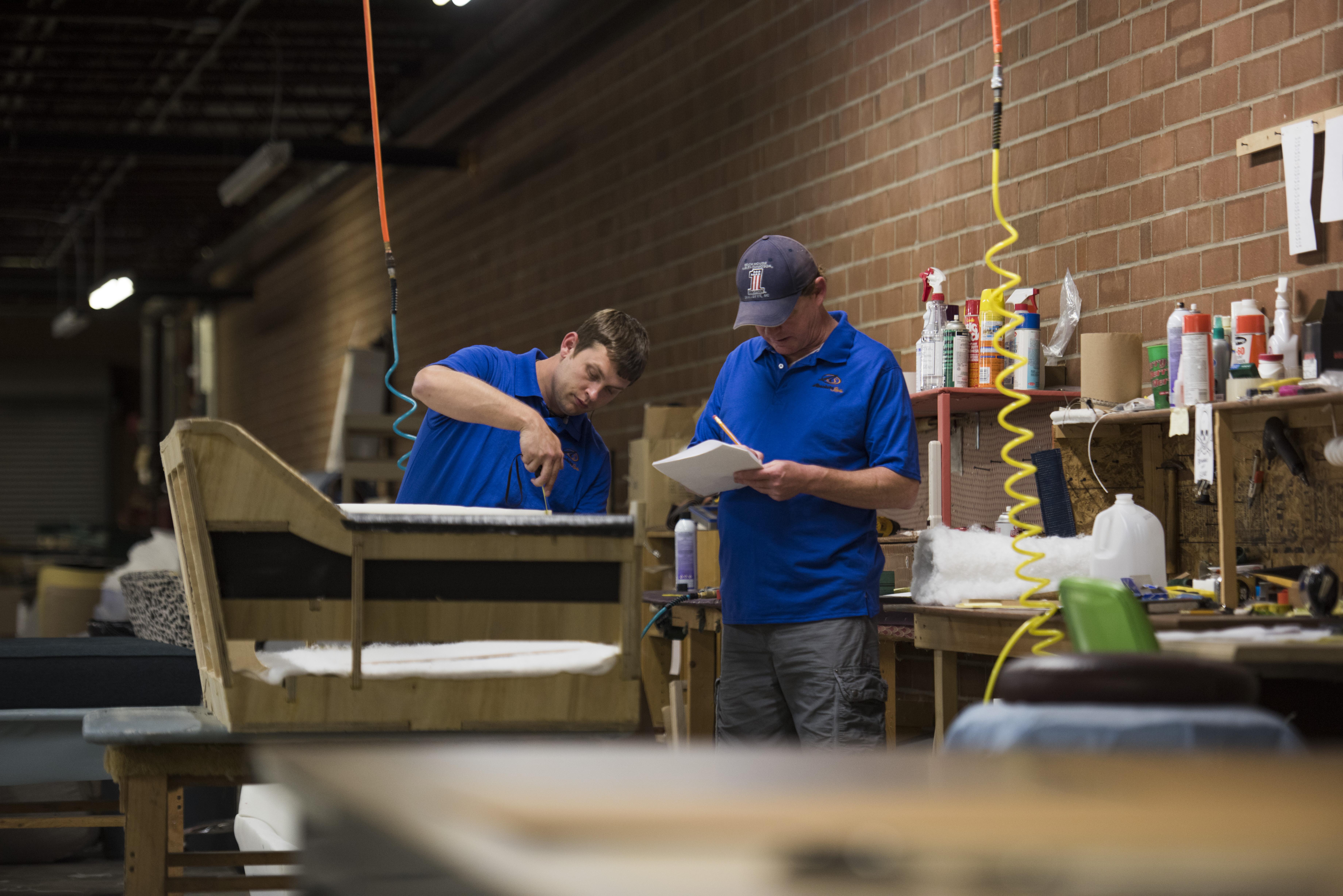 Furniture Industry In North Carolina Edpnc