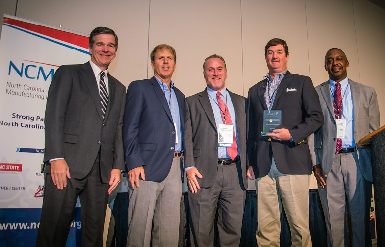 Alliance Including EDPNC Honors Six N.C. Manufacturers for Their Leadership in 2017