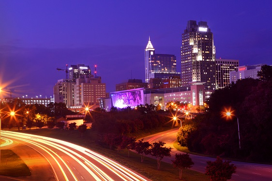 Raleigh Moves Up to No. 2 on Forbes' Best Places for Business and Careers