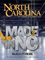 2018 North Carolina Economic Development Guide
