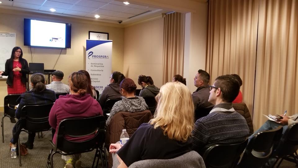 Case Study: Workshops Held in Spanish Support Latino Entrepreneurs