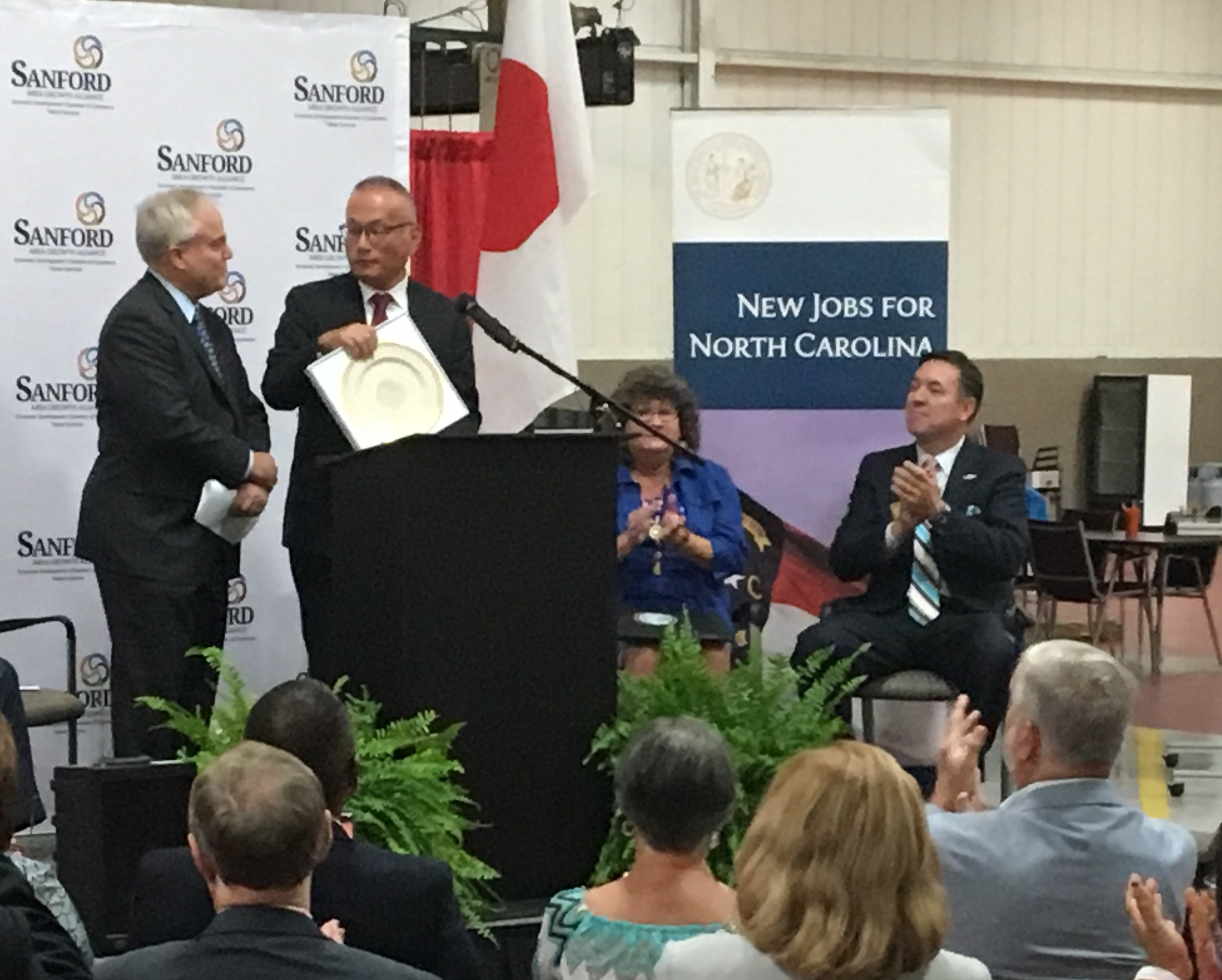 Japanese Company Dowa Thermotech Opening $22M, 109-Job Plant in Sanford