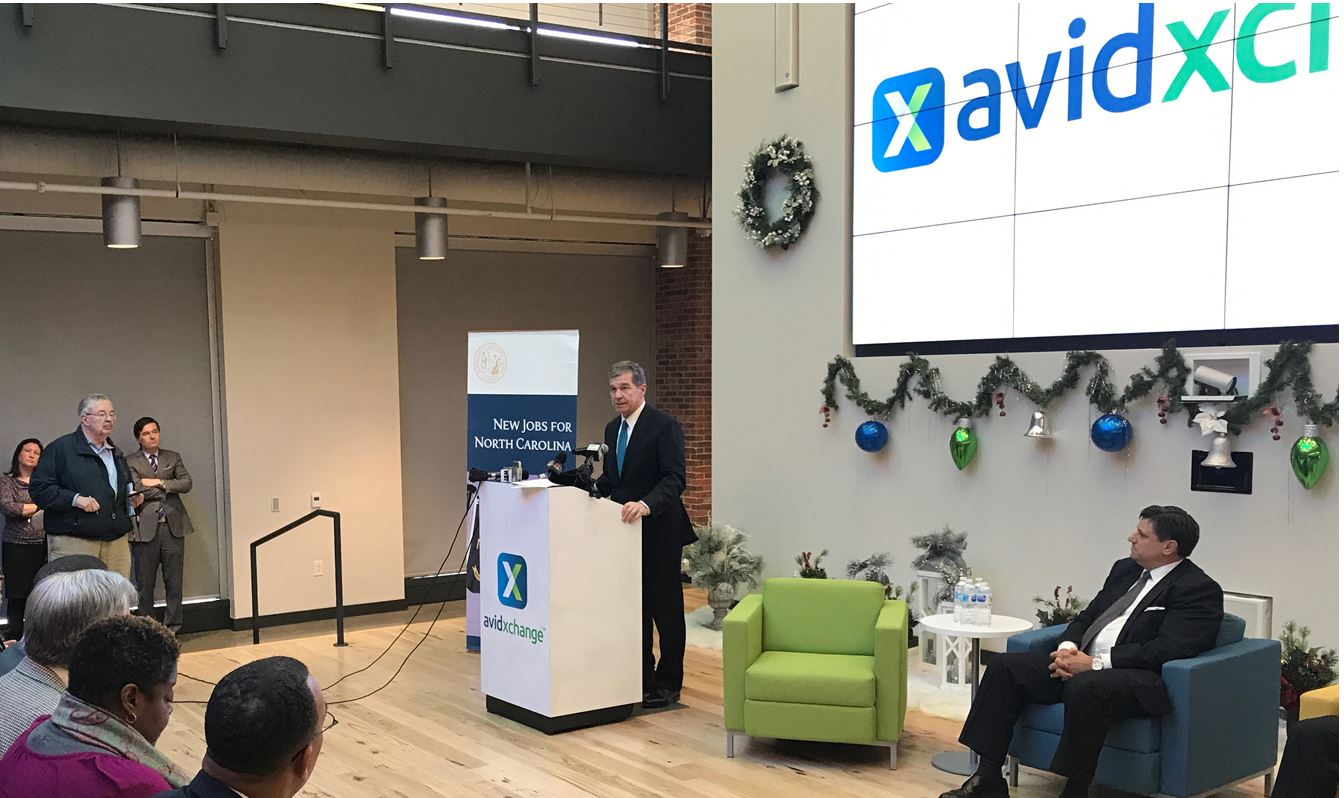 AvidXchange Adding 1,229 Jobs in $41M Expansion of Charlotte Headquarters