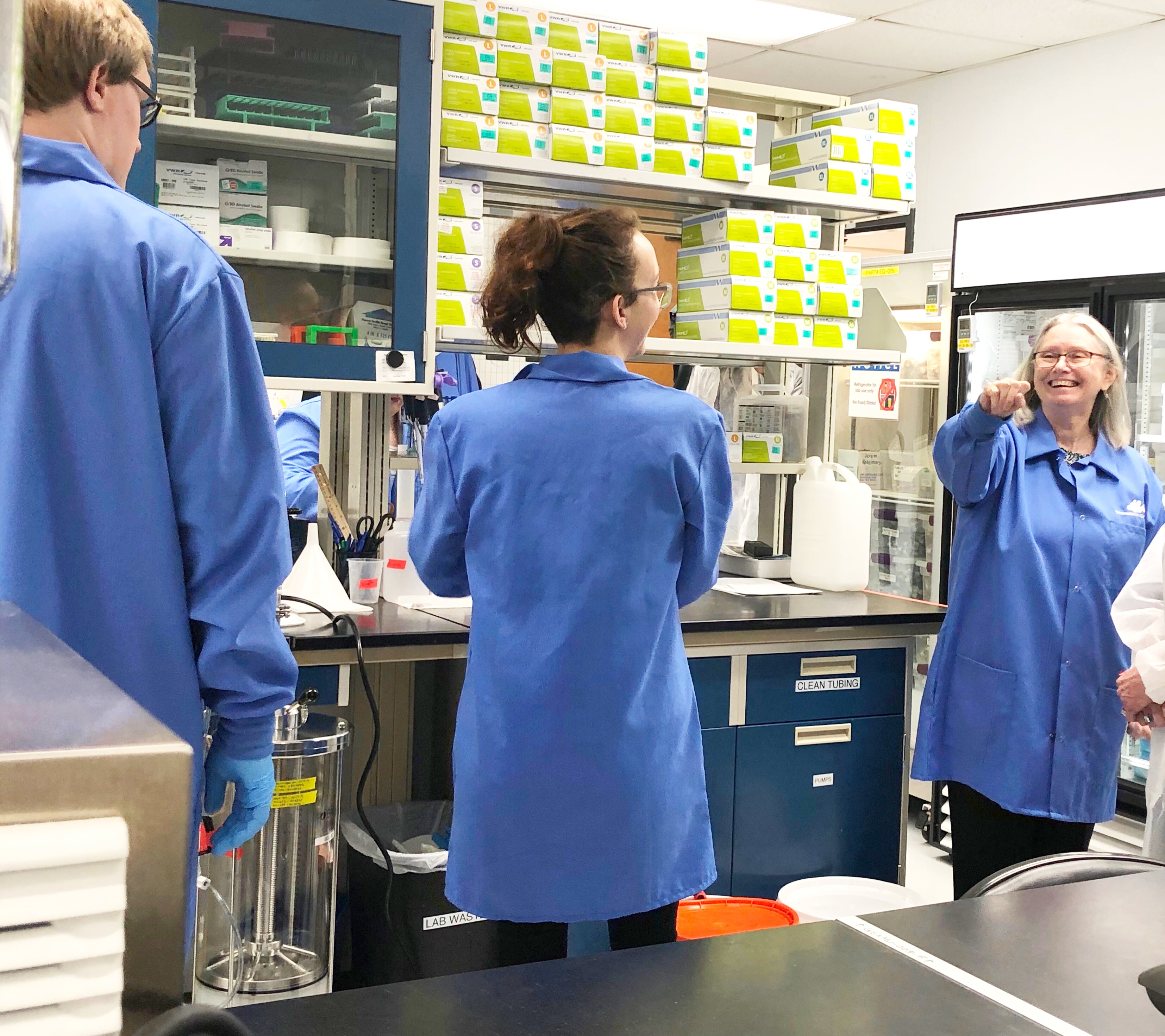 EDPNC Trade Support Helps ImmunoReagents Increase Foreign Sales