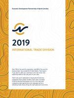 2019 North Carolina International Trade Report